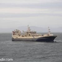 Beitir NK 123 í vari við strendur Írlands