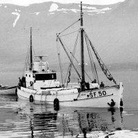 Helgi SF 50 á Siglufirði