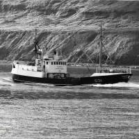 Ólafur Friðbertsson ÍS 34