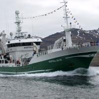 Nýr skipstjóri á Hoffelli SU 80