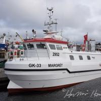 Margrét GK 33, nýr línubátur Útgerðarfélags Sandgerðis