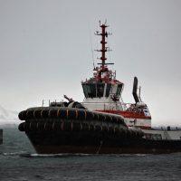 Magni kom til hafnar í Reykjavík í dag
