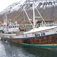 Sveinbjörn Jakobsson á Ísafirði